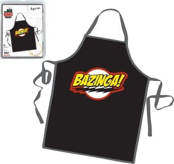 The Big Bang Theory - Bazinga! Character Apron