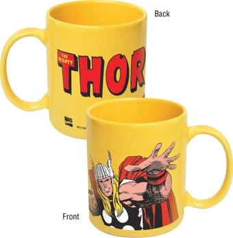 Marvel Comics - Thor Ceramic 11 oz. Coffee Mug
