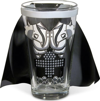 Gene Simmons - The Demon - Caped 16 oz. Pint Glass