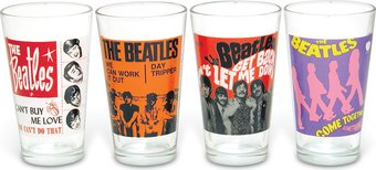 The Beatles - Singles: 4-Piece Collector's Series