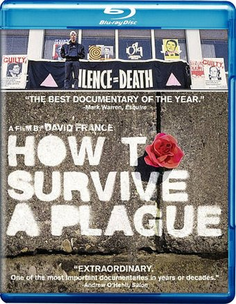 How to Survive a Plague (Blu-ray)