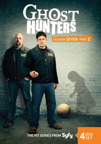 Ghost Hunters - Season 7, Part 2 (4-DVD)