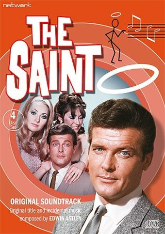 The Saint (4-CD)