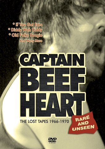 Captain Beefheart - The Lost Tapes 1966-1970