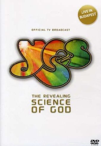 Yes - Revealing Science of God: Live in Budapest