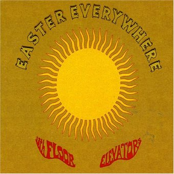 13th floor elevators easter everywhere lp 2016 for 13th floor with diana live dvd