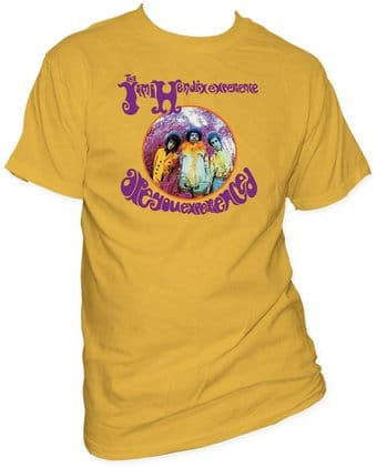 Jimi Hendrix - Are You Experienced? (T-Shirt)