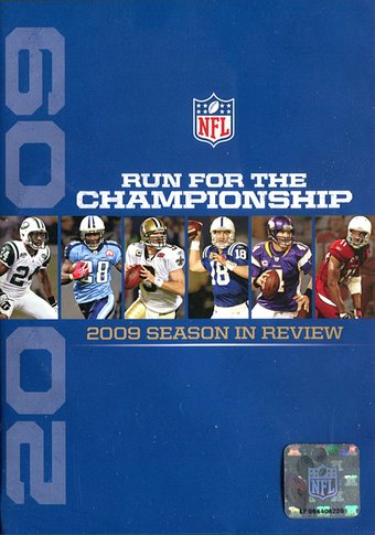 Football - NFL: Run for the Championship - 2009