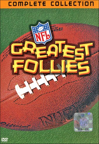 Football - NFL Greatest Follies Collection