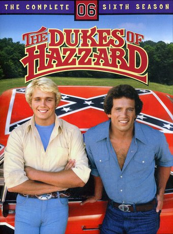 The Dukes of Hazzard - Complete 6th Season (4-DVD)