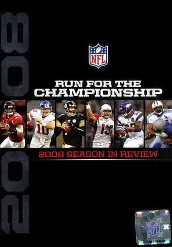 Football - NFL Run for the Championship: 2008 NFL