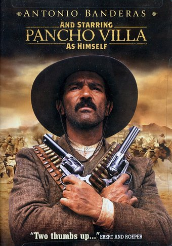 and starring pancho villa as himself dvd 2003 starring. Black Bedroom Furniture Sets. Home Design Ideas
