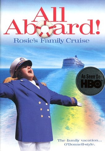 Travel - All Aboard Rosie's Family Cruise