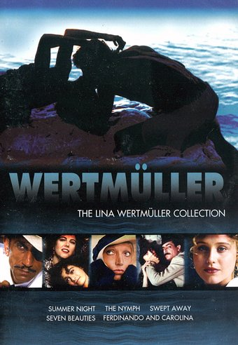 Lina Wertmuller Collection (6-DVD)