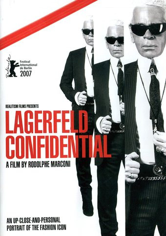 Lagerfeld Confidential (French, Subtitled in