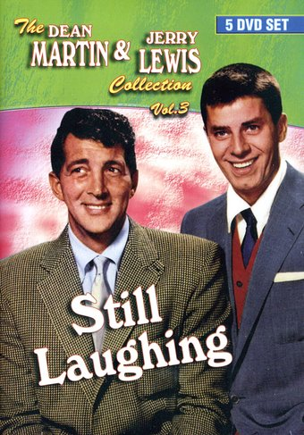 Dean Martin & Jerry Lewis - Collection, Volume 3: