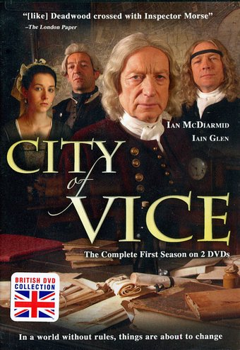 City of Vice - Complete Season 1 (2-DVD)