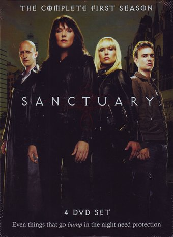 Sanctuary - Complete 1st Season (4-DVD)