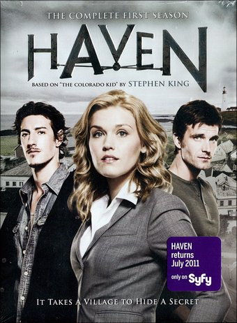 Haven - Complete 1st Season (4-DVD)