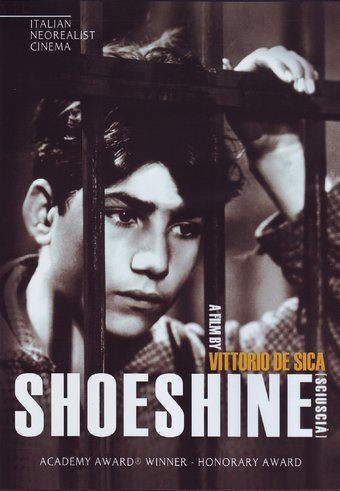 Shoeshine (Italian, Subtitled in English)