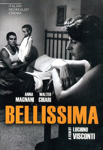 Bellissima (Italian, Subtitled in English)