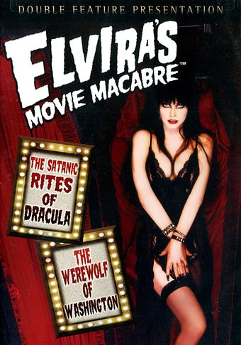 Elvira's Movie Macabre: The Satanic Rites of