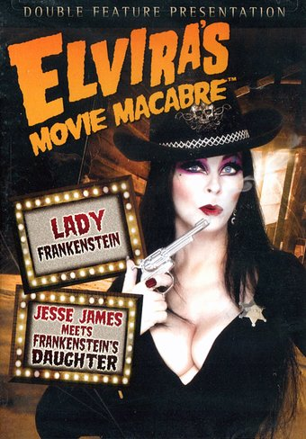 Lady Frankenstein / Jesse James Meets