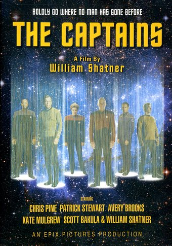 Star Trek - The Captains