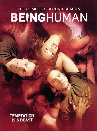 Being Human (US) - Season 2 (4-DVD)