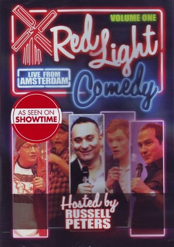 Red Light Comedy, Volume 1: Live from Amsterdam