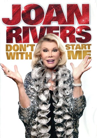 Joan Rivers - Don't Start with Me (Includes Audio