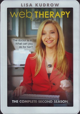 Web Therapy - Complete 2nd Season (2-DVD)