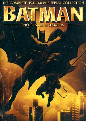 Batman - The 1943 Serial Collection (2-DVD)