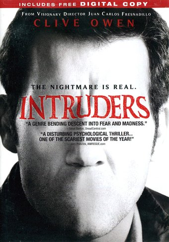Intruders (Includes Digital Copy)