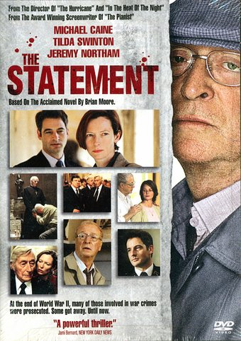The Statement (Widescreen)