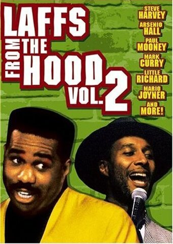 Laffs from the Hood - Volume 2
