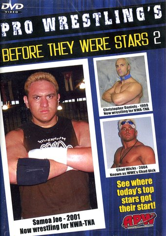 Wrestling - Pro Wrestling's Before They Were