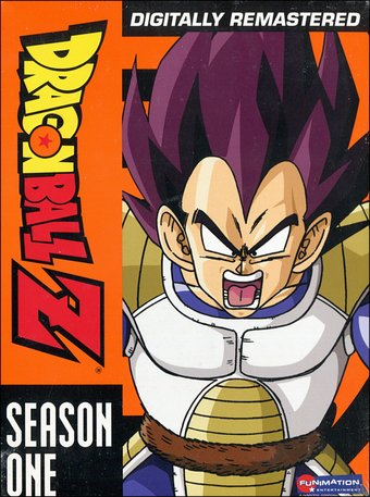 Dragonball Z - Season 1 (Vegeta Saga) (6-DVD)