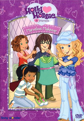 Holly Hobbie: Marvelous Makeover