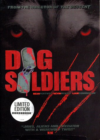 Dog Soldiers (Limited Edition, Steelbook)