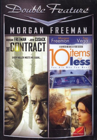 Morgan Freeman Double Feature (The Contract / 10