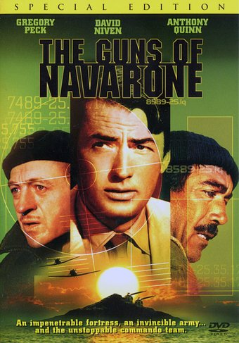 The Guns of Navarone [Thinpak]