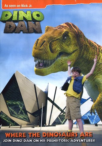 Dino Dan - Where the Dinosaurs Are