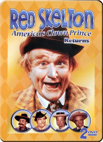 Red Skelton - America's Clown Prince Returns (Tin