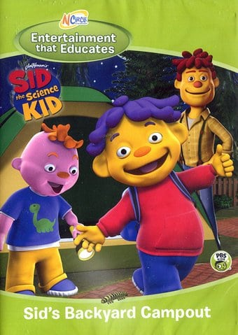 Sid the Science Kid - Sid's Backyard Campout