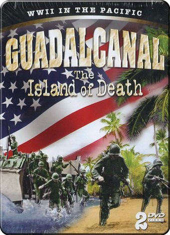 WWII - WWII in the Pacific: Guadalcanal the