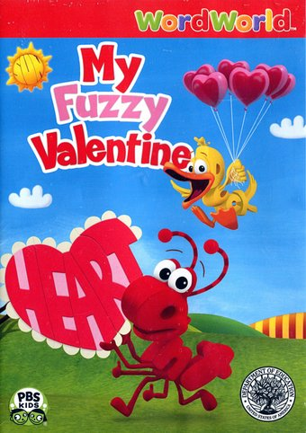 WordWorld - My Fuzzy Valentine
