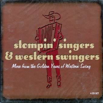 Stompin' Singers & Western Swingers: More from