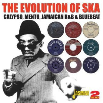 The Evolution of Ska: Calypso, Mento, Jamaican