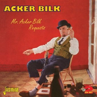 Mr. Acker Bilk Requests (2-CD)
